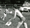 Diehards' water fight at Scout Camp, Hastings