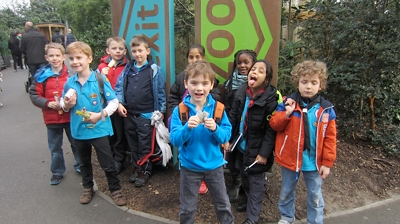 Beavers for boys and girls in St John's Wood